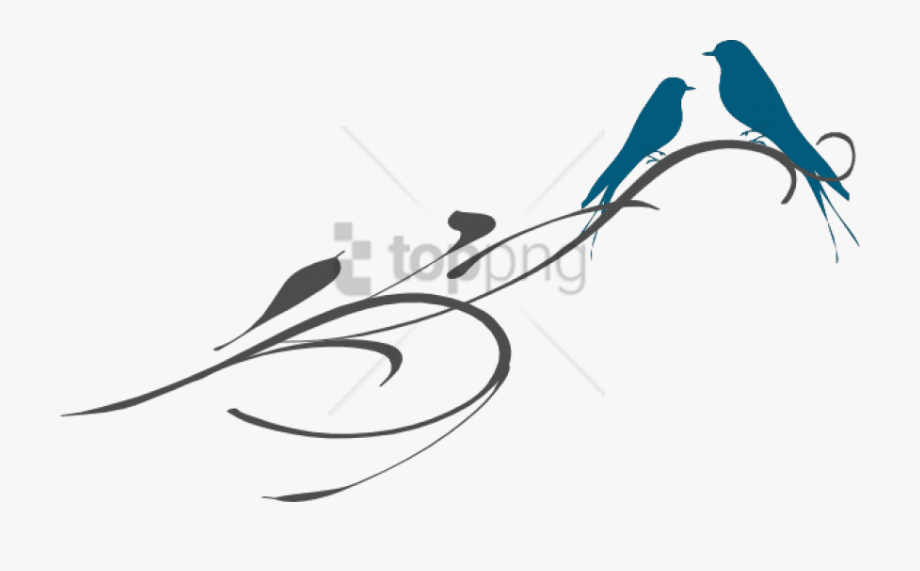 Free Png Love Birds Png Image With Transparent Background.