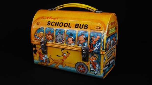 Nine of the Most Collectible School Lunch Boxes, 1935 to Now.