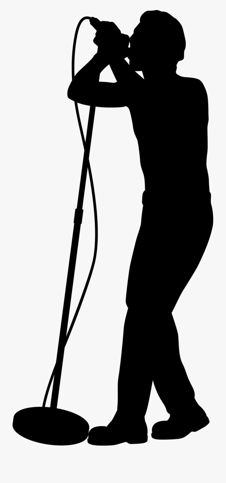 Silhouette Singer.