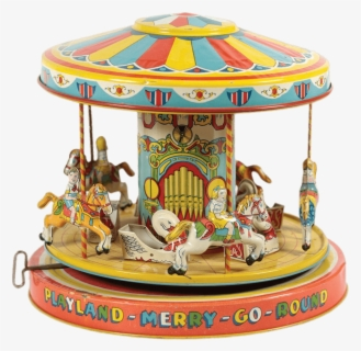 Free Merry Go Round Clip Art with No Background.