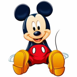 Mickey Mouse PNG Images.