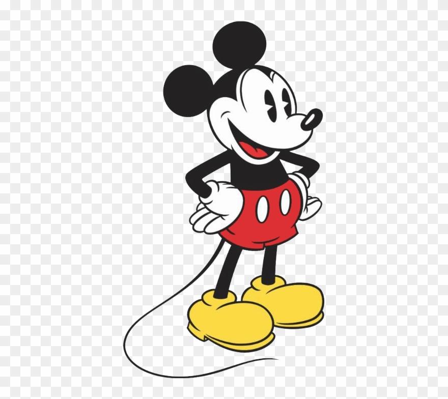 Snow Clipart Mickey.