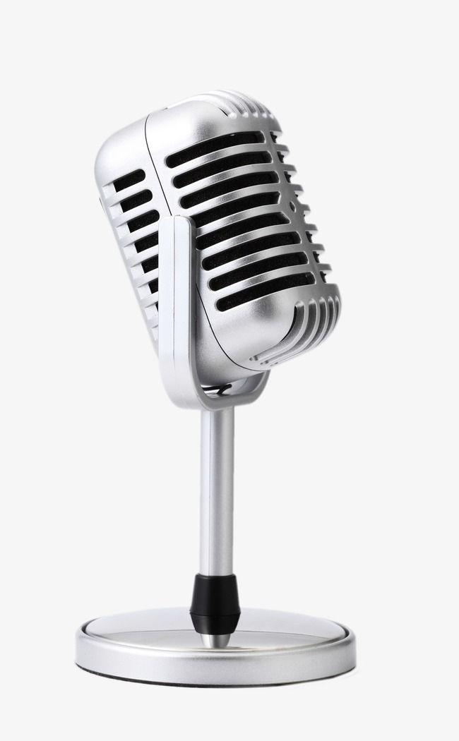 Microphone Karaoke.