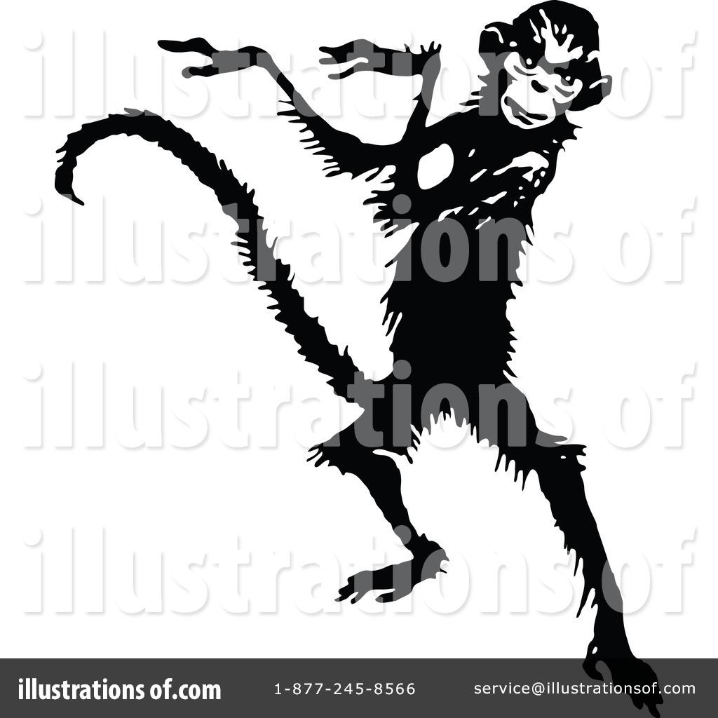 Monkey Clipart #1119614.