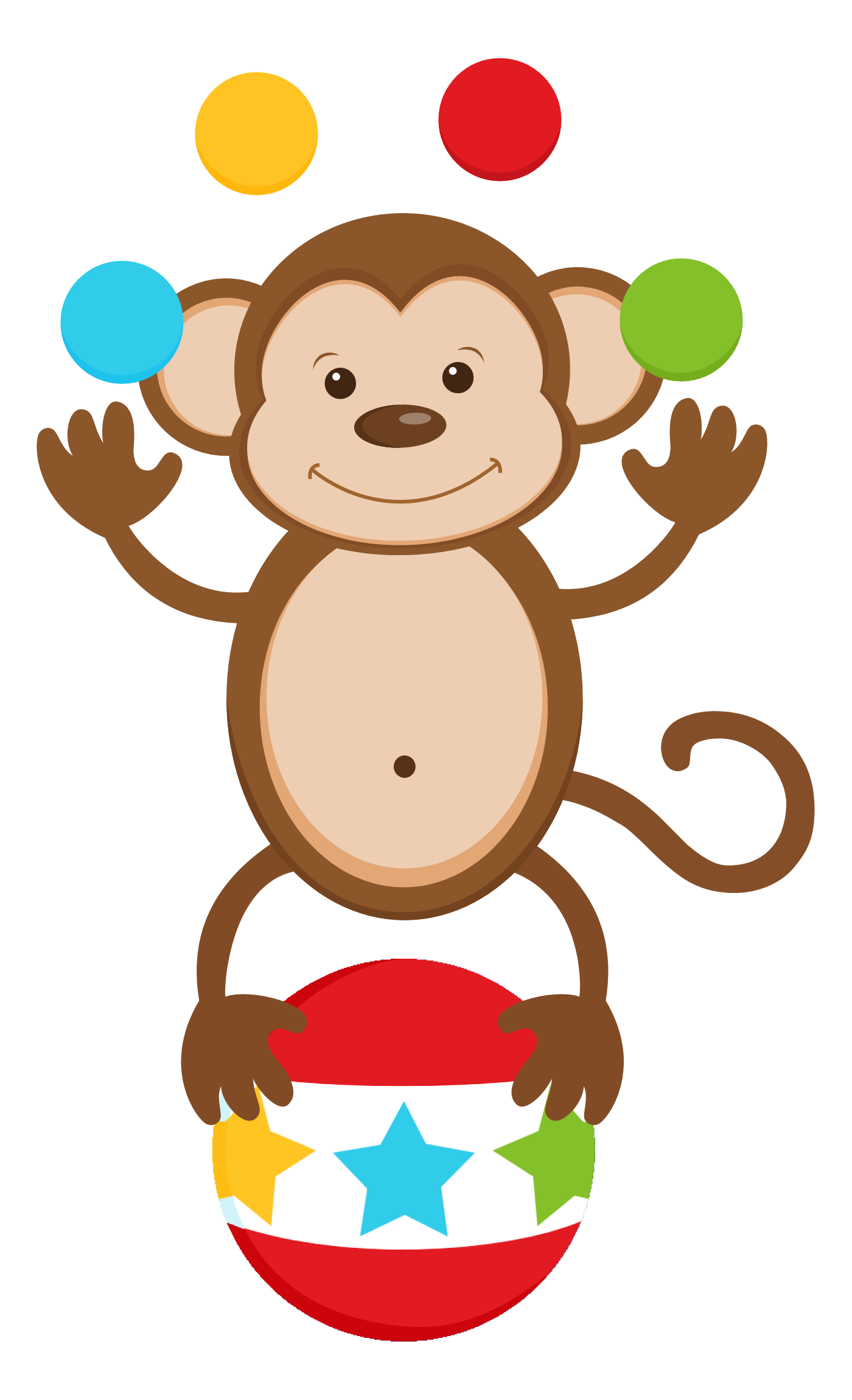 Monkey clipart vintage, Monkey vintage Transparent FREE for.