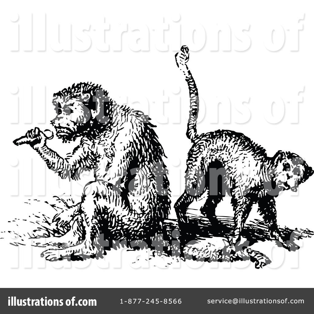 Monkey Clipart #1145855.