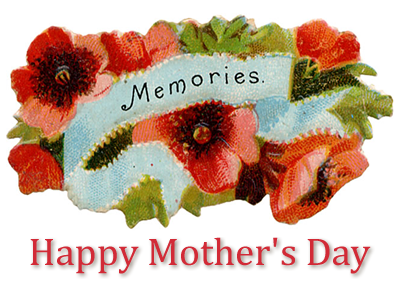 Free Vintage Mothers Day Clipart.