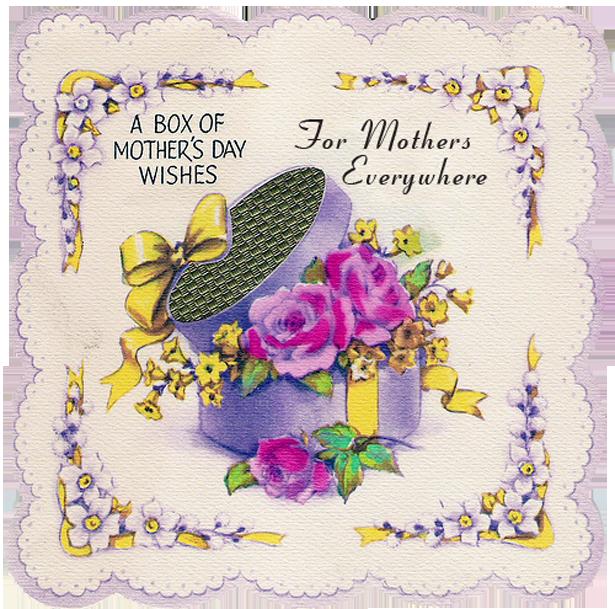 Similiar Vintage Mother's Day Clip Art Keywords.
