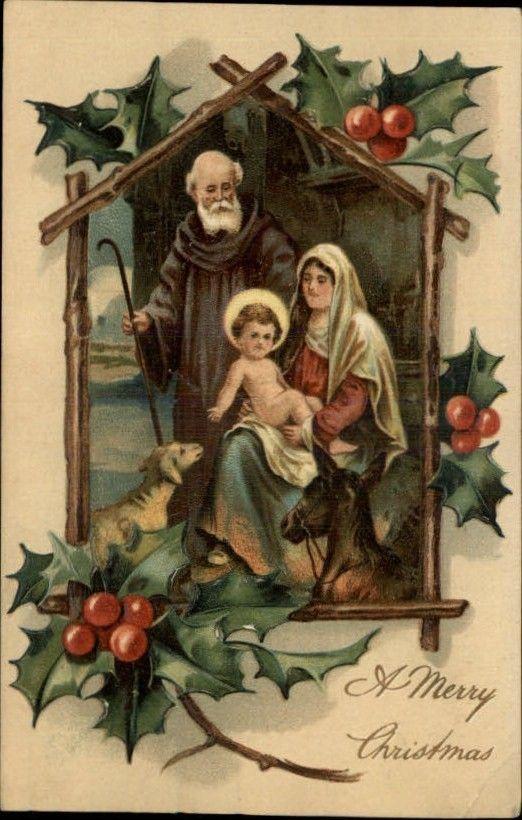 Image result for vintage nativity scene clipart.