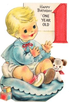 170 Best Vintage Baby Cards images.