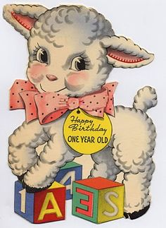 493 Best Vintage Birthday Cards images.