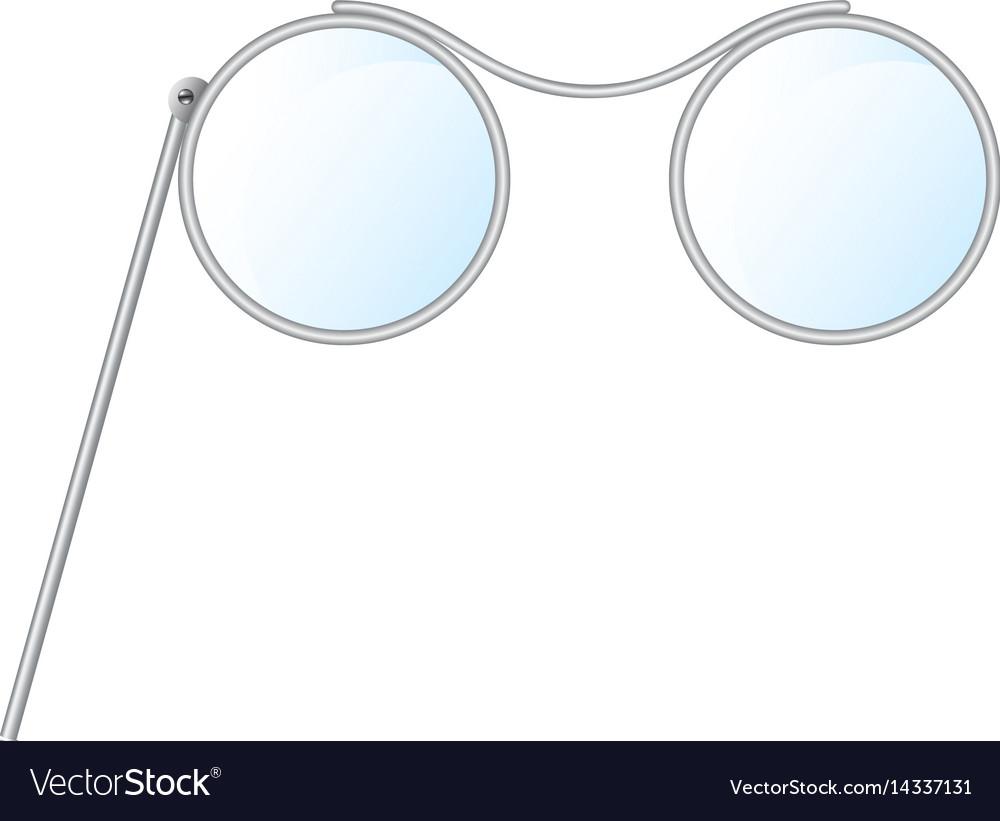 Vintage glasses pince.