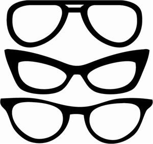 Vintage optical lenses clipart clipart images gallery for.