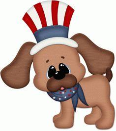Free Patriotic Dog Cliparts, Download Free Clip Art, Free.