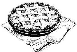 Free Black And White Pie Clipart, Download Free Clip Art.