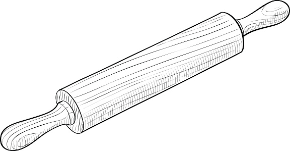 Free Rolling Pin Cliparts, Download Free Clip Art, Free Clip.