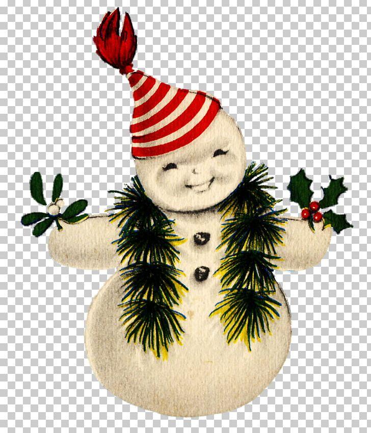 Snowman Retro Style PNG, Clipart, Antique, Christmas.
