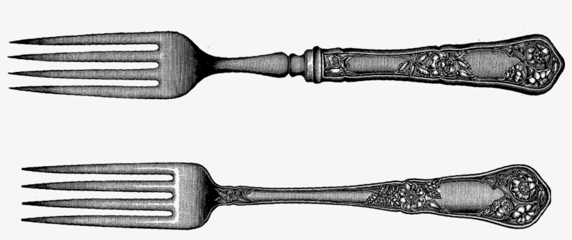 I\'ve Posted Some Wonderful Vintage Forks, Spoons, And.