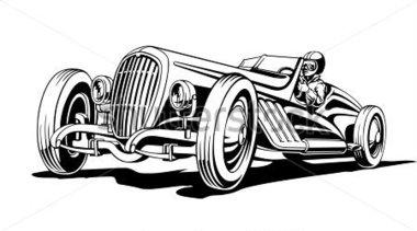 Classic Car Vector Clipart (78+).