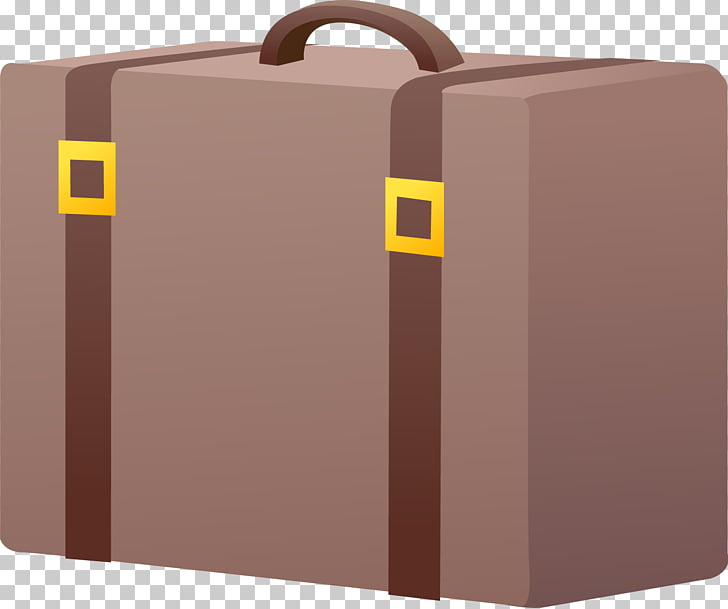 Suitcase Euclidean , cartoon vintage suitcase PNG clipart.