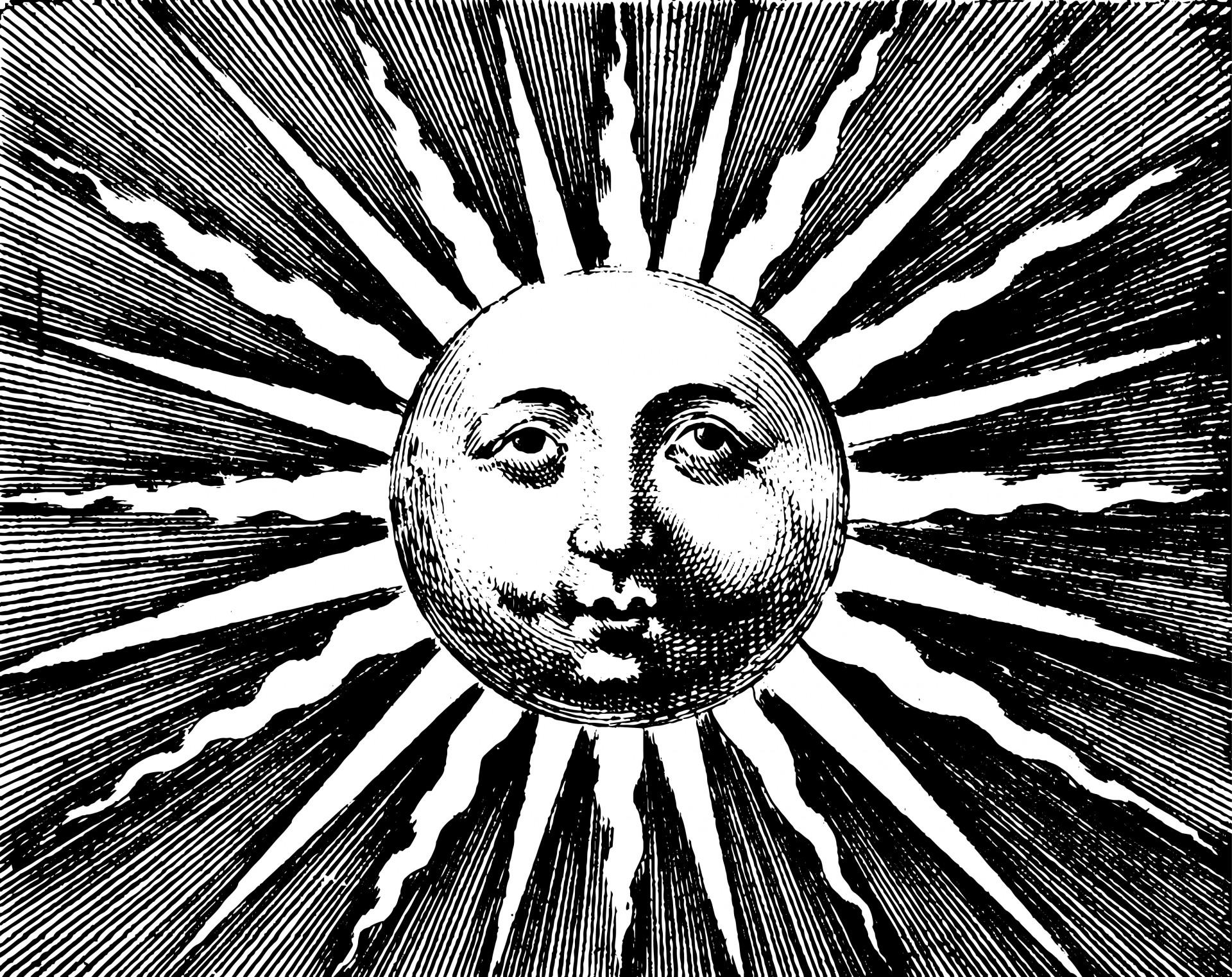 Clipart,clip art,graphic,illustration,sun.