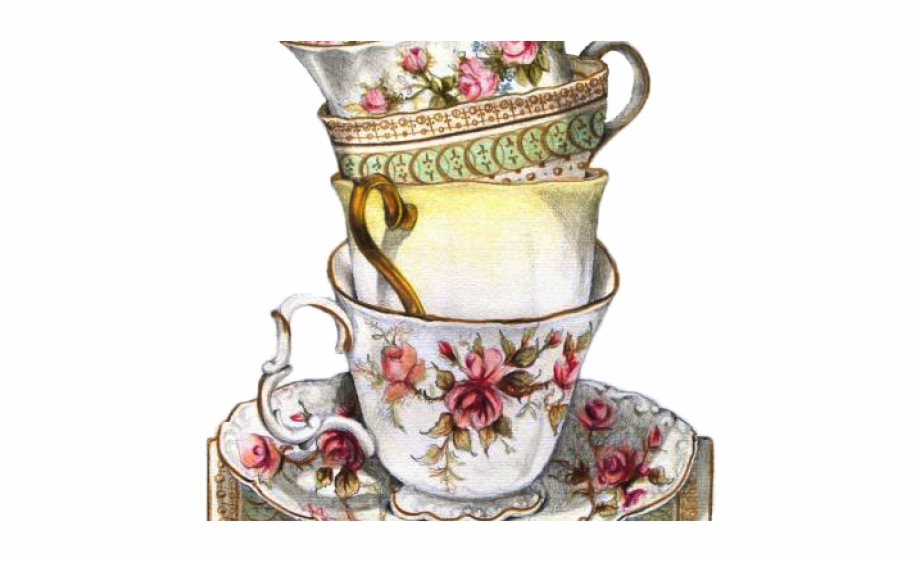 Vintage Tea Cup Png, Transparent PNG, png collections at dlf.pt.