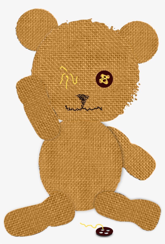 Teddy Bear, Bear, Teddy, Unhappy, Sad, Eye, Damaged.