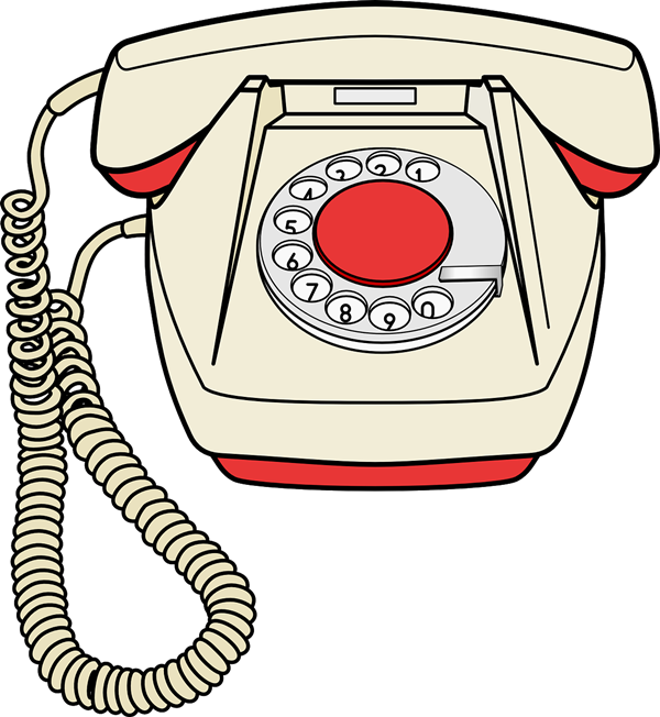 Free to Use & Public Domain Telephone Clip Art.