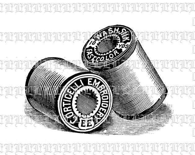 Thread clip art.