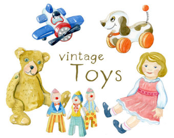 Toys clipart.