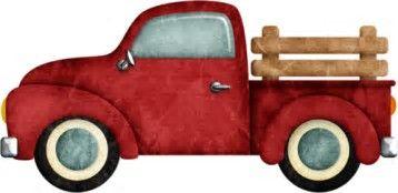 Image result for Vintage Truck and Trailer Clip Art.