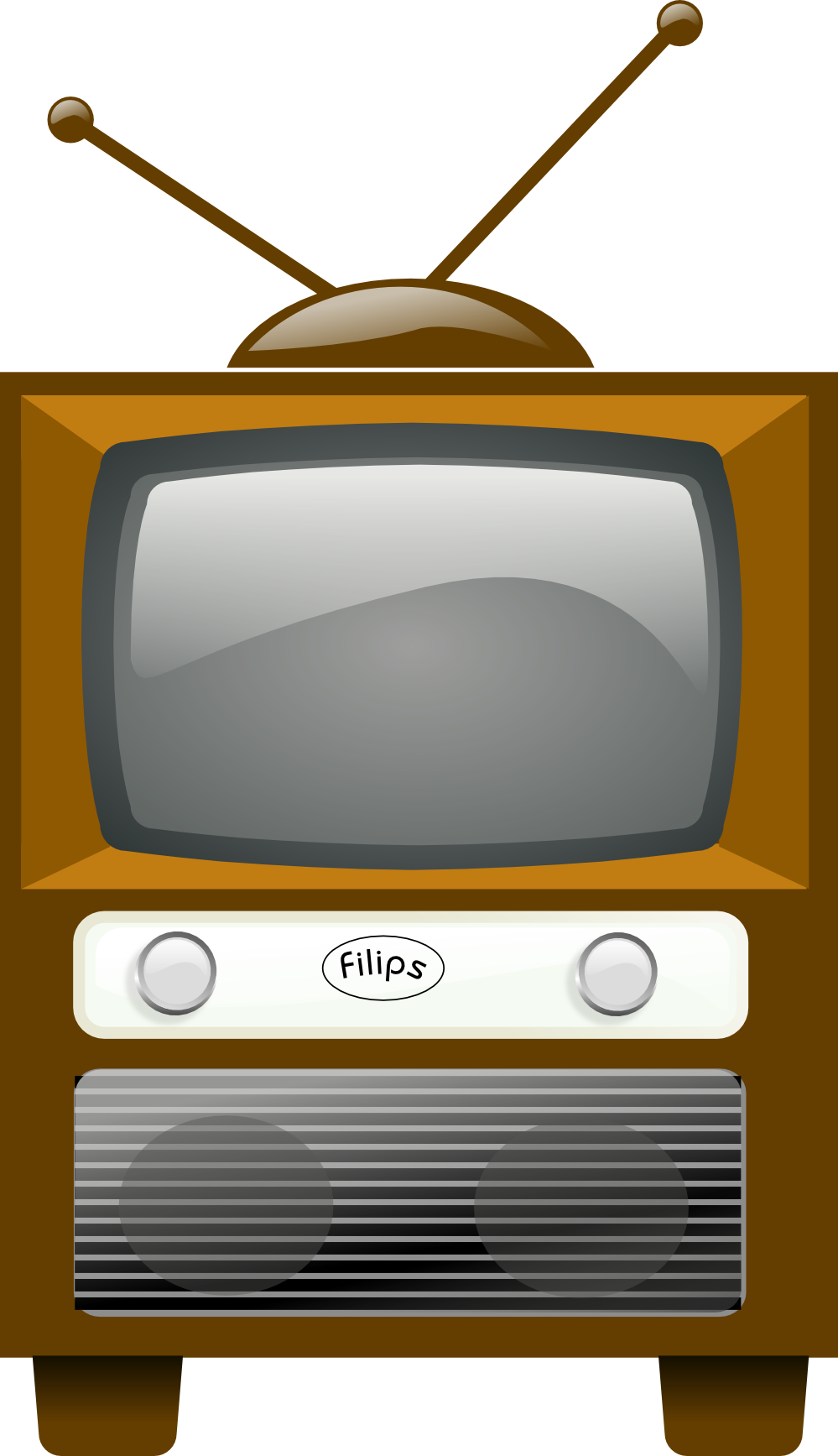 Television clipart vintage tv, Picture #2120392 television.