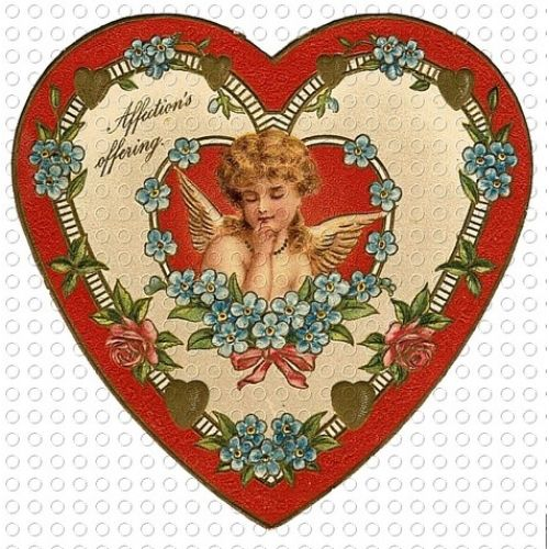 victorian hearts.
