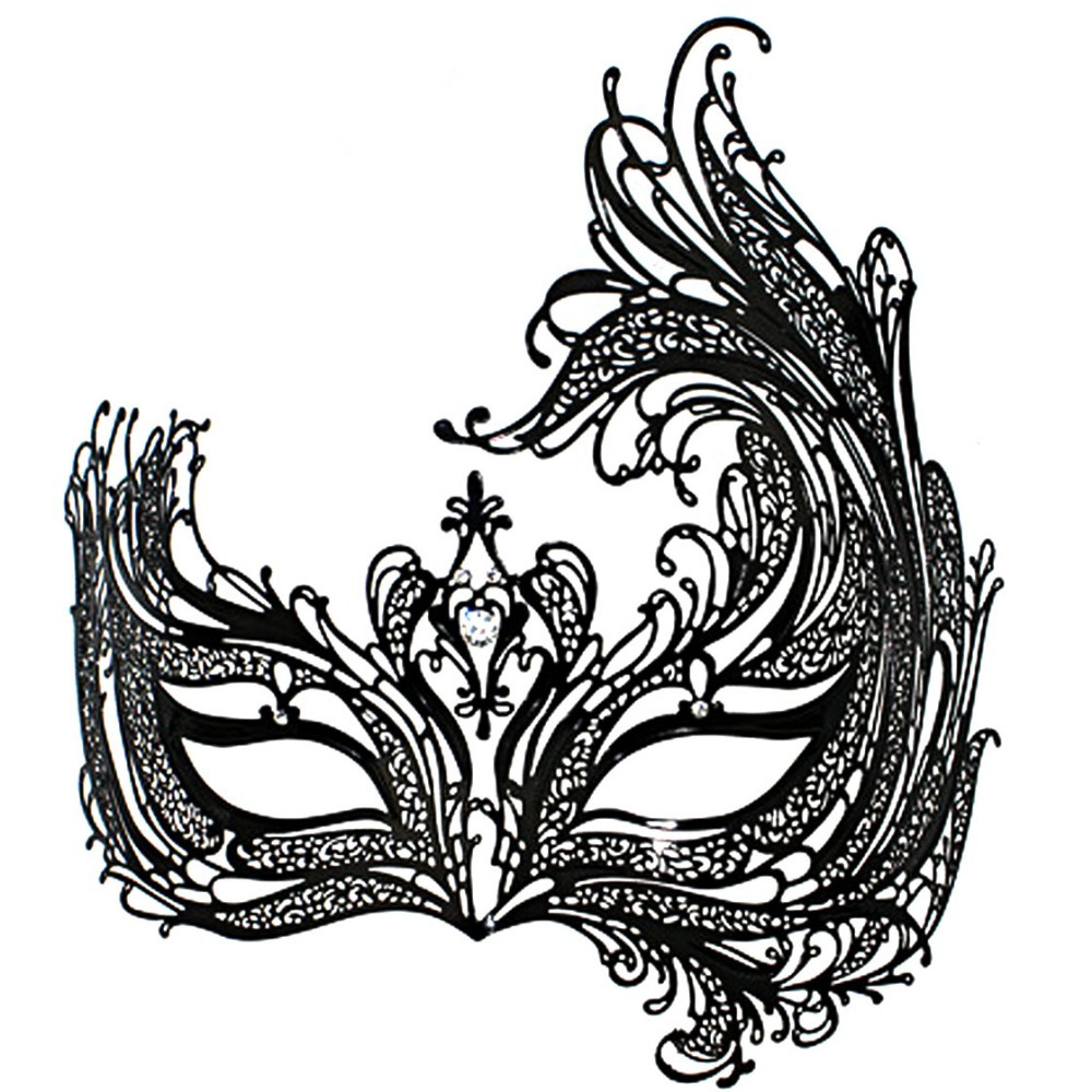 152 Filigree free clipart.