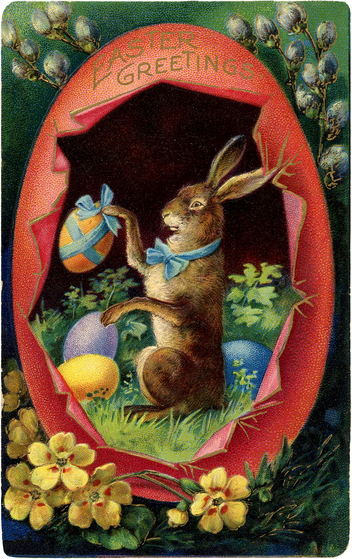 21 Easter Bunny Images Free.