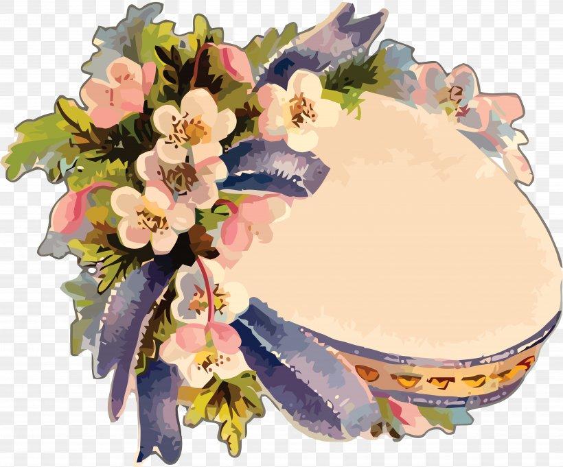 Victorian Era Flower Bouquet Clip Art, PNG, 4948x4112px.