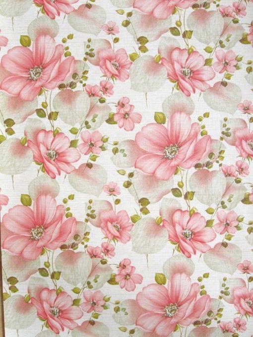 antique floral Wallpaper.