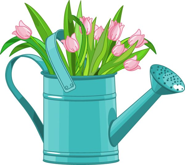 Library of antique watering can banner freeuse library png.