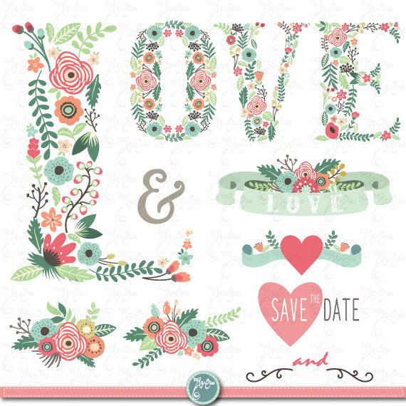 Wedding Clipart \