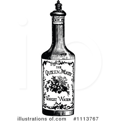 Bottle Clipart #1113767.