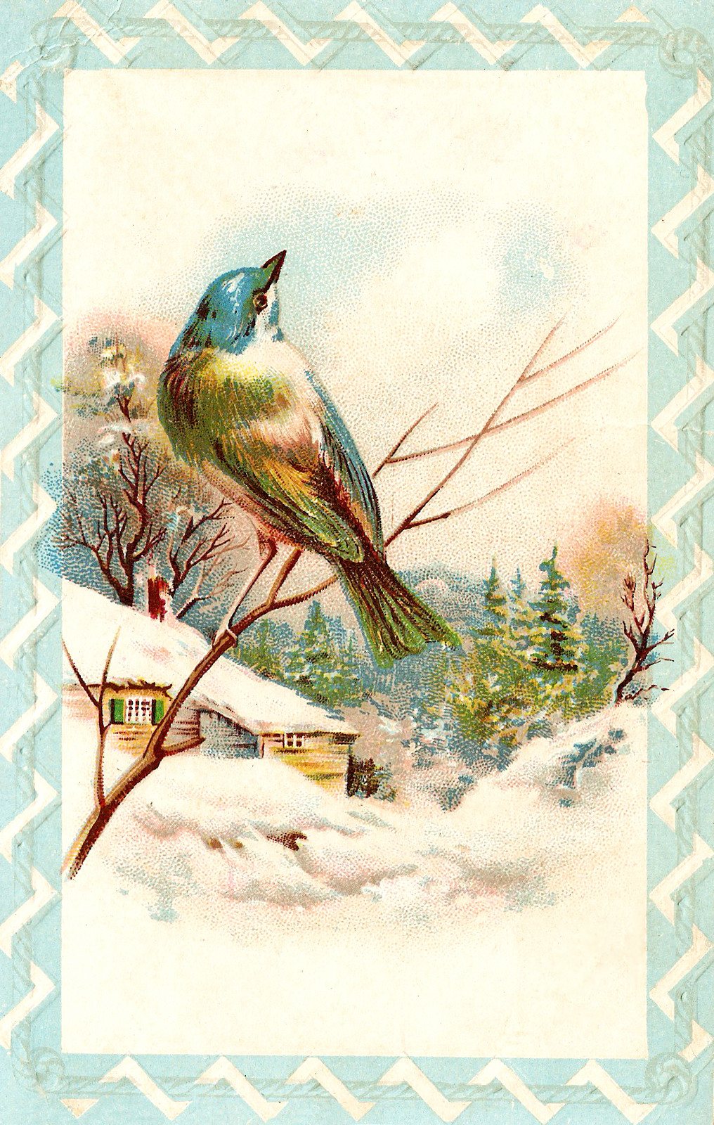 Free Vintage Winter Cliparts, Download Free Clip Art, Free.