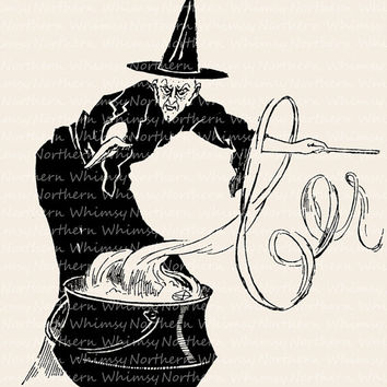 Free Vintage Witch Cliparts, Download Free Clip Art, Free.