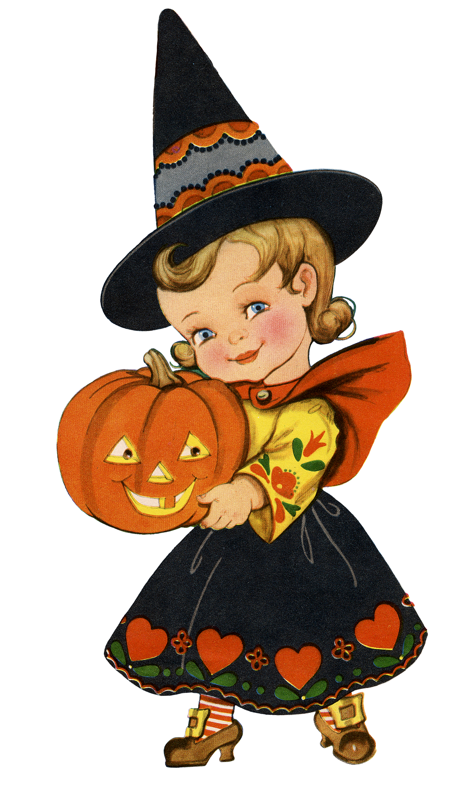 15 Cute Witch Halloween Pictures!.