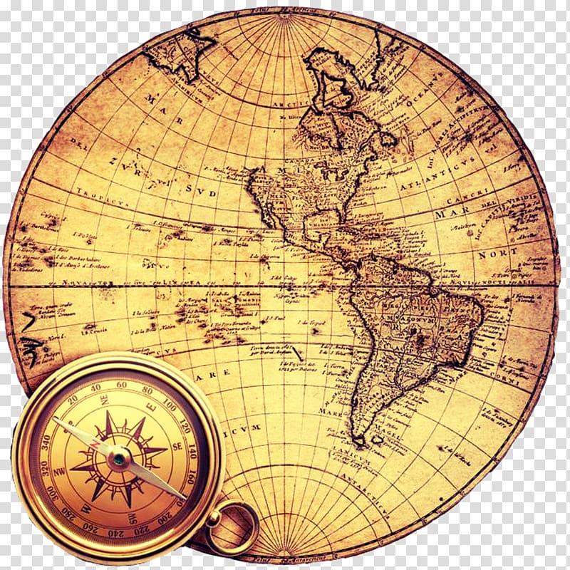 Mappe monde world map , Old World Nautical chart Early world.