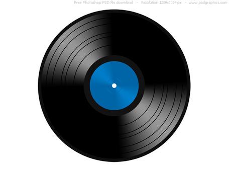 Vinyl Clip Art, Vector Vinyl.