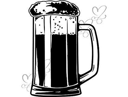 Amazon.com: Yetta Quiller Beer Mug Brewery Cerveza Delicious.