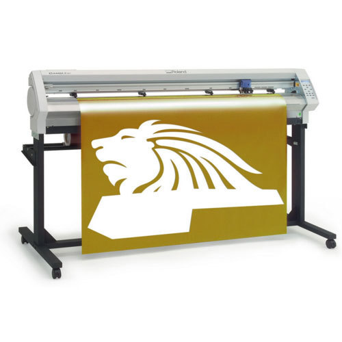 Vinyl Cutting Plotter Machine.