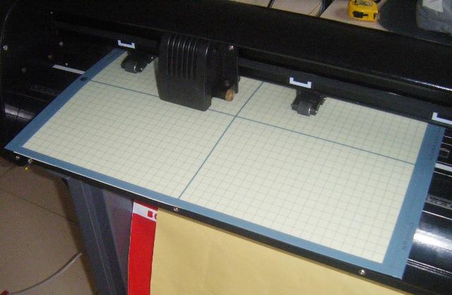 Saga Vinyl Cutting Mat For Use In Vinyl Cutters.