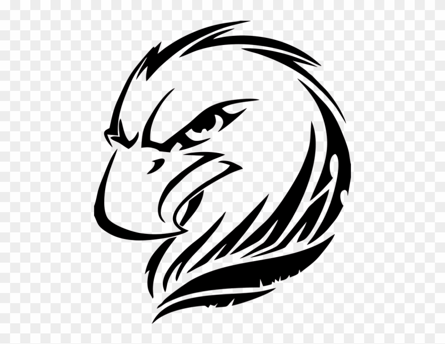 Eagle Vinyl Decal.