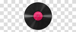 Vinyl Record Icons, Vinyl_Blue_, vinyl disc art transparent.